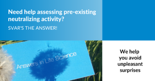 Assess neutralizing activity against the viral AAV vectors