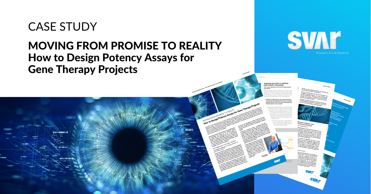 How to Design Potency Assays for Gene Therapy Projects