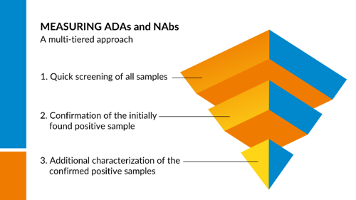 MEASURING ADAs and NAbs - A multi-tiered approach