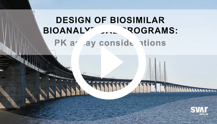Design of Biosimilar Bioanalytical Programs